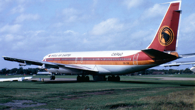 D2-TOG - Boeing 707-373C - Angola Air Charter Cargo