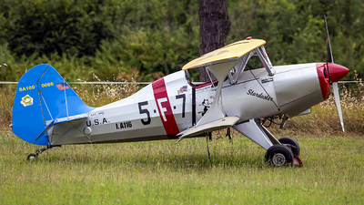 I-A116 - Stolp SA-100 Starduster - Private