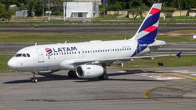 PR-MBV - Airbus A319-132 - LATAM Airlines