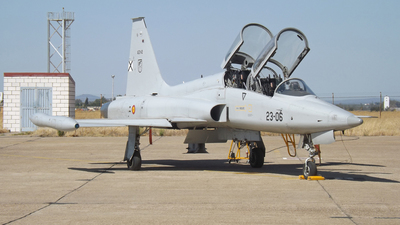 AE.9-12 - Northrop SF-5B Freedom Fighter - Spain - Air Force