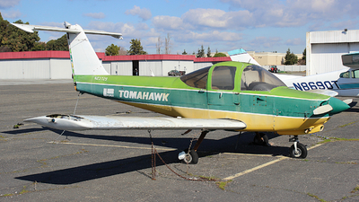 N23729 - Piper PA-38-112 Tomahawk - Private