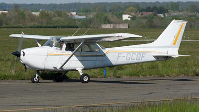 F-GCQF - Cessna 172M Skyhawk - Private