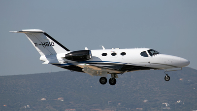 F-HGIO - Cessna 510 Citation Mustang - Private