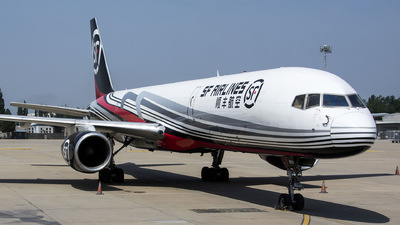B-2821 - Boeing 757-2Z0(SF) - SF Airlines