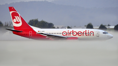 D-AHIA - Boeing 737-73S - Air Berlin