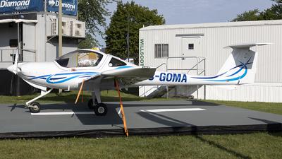 C-GOMA - Diamond DA-20-C1 Eclipse - Diamond Aircraft Industries