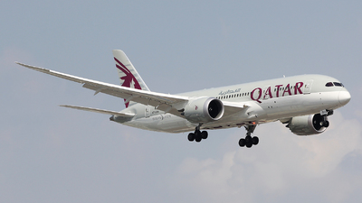 A7-BDA - Boeing 787-8 Dreamliner - Qatar Airways