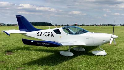 SP-CFA - Czech Sport Aircraft PS-28 Cruiser - Goldwings Flight Academy
