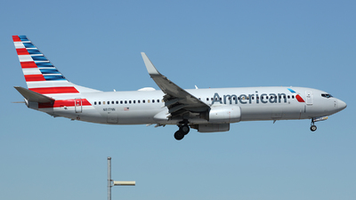 A picture of N817NN - Boeing 737823 - American Airlines - © Arno Vesterholm