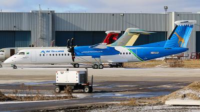 C-GPPU - Bombardier Dash 8-Q402 - Air Tanzania