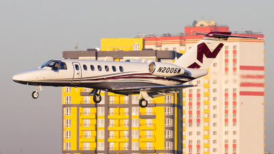 N2006M - Cessna 525 Citationjet CJ3 - Private
