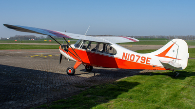 N1079E - Aeronca 7AC Champion - Private
