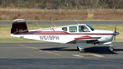 N519PH - Beechcraft J35 Bonanza - Private