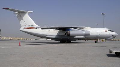EW-78843 - Ilyushin IL-76TD - Trans Avia Export Cargo Airlines