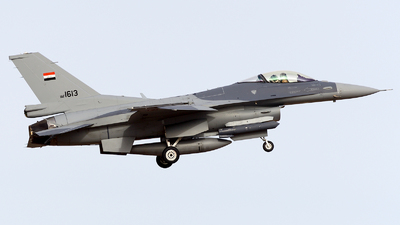 1613 - Lockheed Martin F-16C Fighting Falcon - Iraq - Air Force