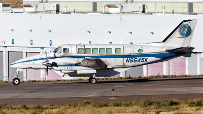 N6645K - Beech C99 Airliner - Bemidji Aviation Services