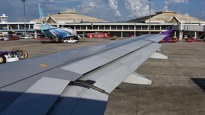 HS-TXF - Airbus A320-232 - Thai Smile