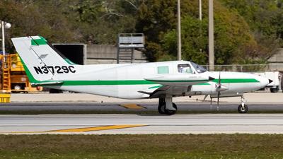 N3729C - Cessna 402B - Private