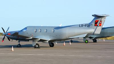LX-FDI - Pilatus PC-12/47E - Jetfly Aviation
