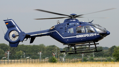 D-HVBD - Eurocopter EC 135 - Germany - Bundespolizei