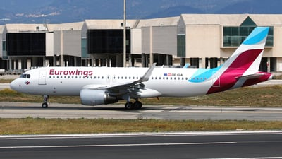 OE-IQA - Airbus A320-214 - Eurowings Europe