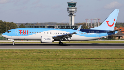 G-TUMR - Boeing 737-8 MAX - TUI