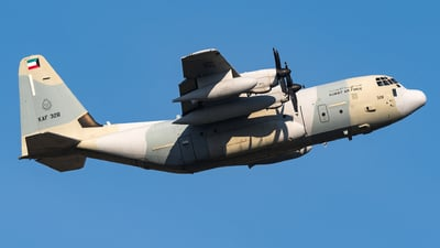 KAF328 - Lockheed Martin KC-130J Hercules - Kuwait - Air Force