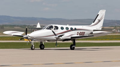 C-GXEE - Cessna 340A - Private