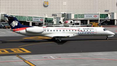 XA-XLI - Embraer ERJ-145LU - Aeromexico Connect