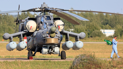 RF-95302 - Mil Mi-28N Havoc - Russia - Air Force