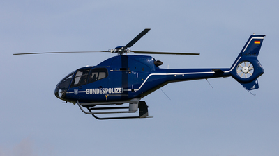 D-HSHC - Eurocopter EC 120B Colibri - Germany - Bundespolizei