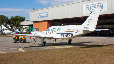 A picture of PTWFB - Piper PA31T Cheyenne II - [31T8020048] - © Radioactivity