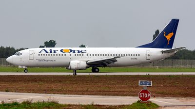 EI-DXG - Boeing 737-4Q8 - Air One