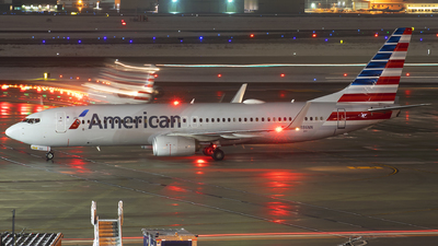 A picture of N886NN - Boeing 737823 - American Airlines - © Michael Rodeback