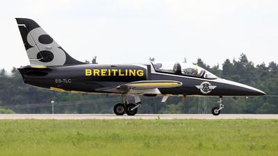 ES-TLC - Aero L-39C Albatros - Breitling Apache Jet Team