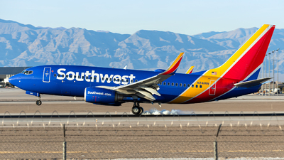 N241WN - Boeing 737-7H4 - Southwest Airlines