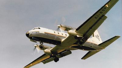EI-BSF - Hawker Siddeley HS-748 - Ryanair