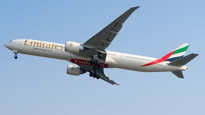 A6-EPN - Boeing 777-31HER - Emirates