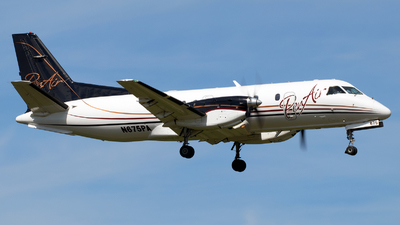 N675PA - Saab 340B - PenAir