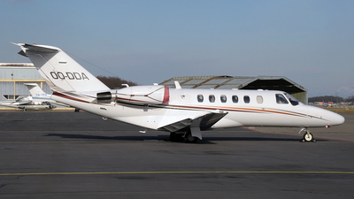 OO-DDA - Cessna 525A CitationJet 2 - Abelag Aviation