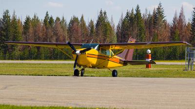 C-FMQG - Cessna TU206C Super Skywagon - Private