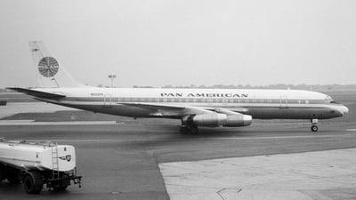N805PA - Douglas DC-8-33 - Pan Am