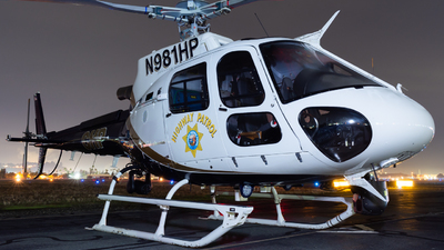 N981HP - Airbus Helicopters H125 - United States - California Highway Patrol (CHP)