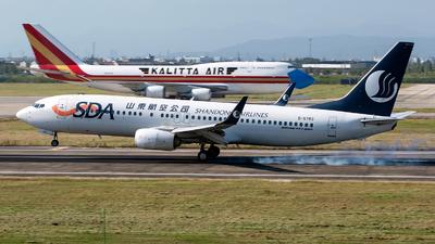 B-5783 - Boeing 737-85N - Shandong Airlines