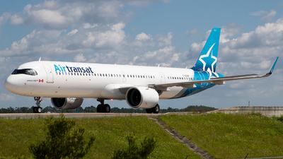 C-GOIM - Airbus A321-271NX - Air Transat