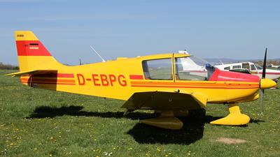 D-EBPG - Robin DR400/120 Dauphin 2+2 - Luftsportverein Neuwied