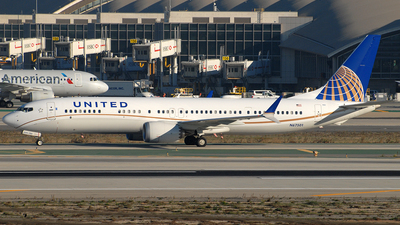 N67501 - Boeing 737-9 MAX - United Airlines