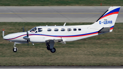 G-USAR - Cessna 441 Conquest II - Private