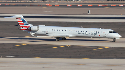 A picture of N905J - Mitsubishi CRJ900ER - American Airlines - © Sam Thomas