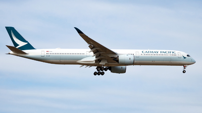 B-LXE - Airbus A350-1041 - Cathay Pacific Airways
